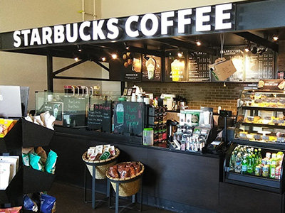 Starbucks - Eagle Mountain