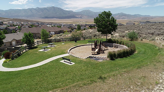 Lone Tree Park - Eagle Mountain