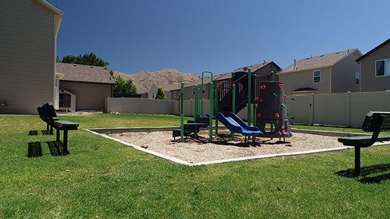 Pioneer Addition 6 Park - Eagle Mountain