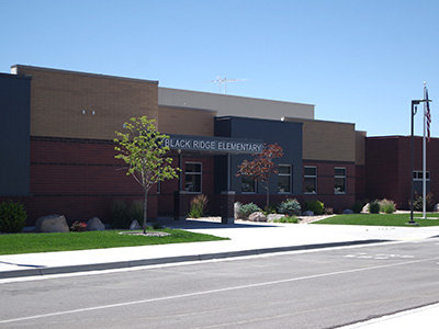 Black Ridge Elementary - Eagle Mountain