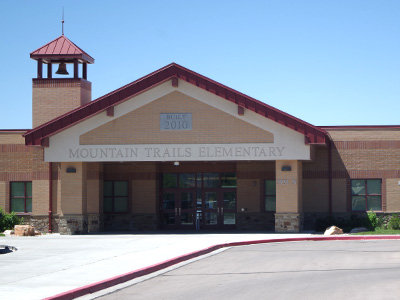 Mountain Trails Elementary - Eagle Mountain