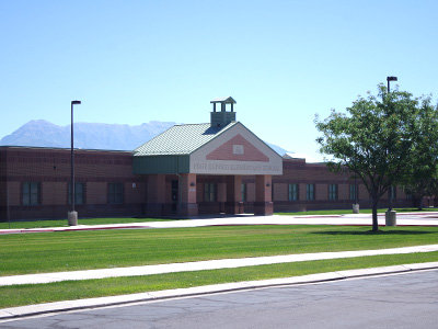 Pony Express Elementary - Eagle Mountain
