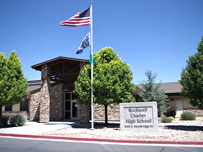 Rockwell Charter High School - Eagle Mountain