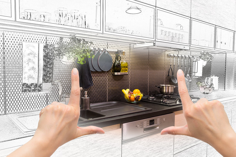 kitchen options new home search