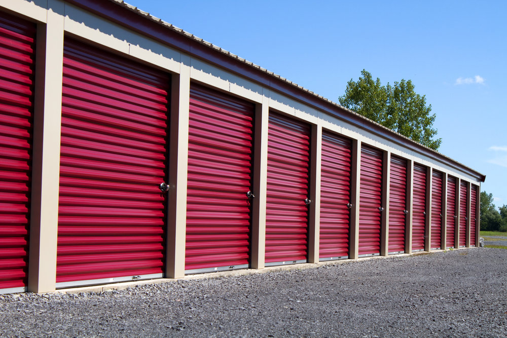benefits drawbacks storage units move